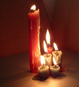 Six_Melting_Candles_by_DarkenedHeart_Stock